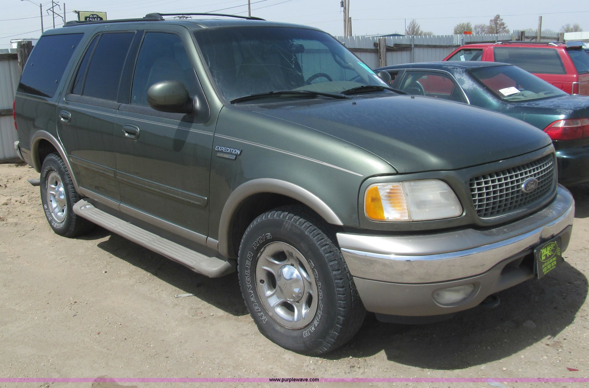 I7115 image for item i7115 2001 ford expedition
