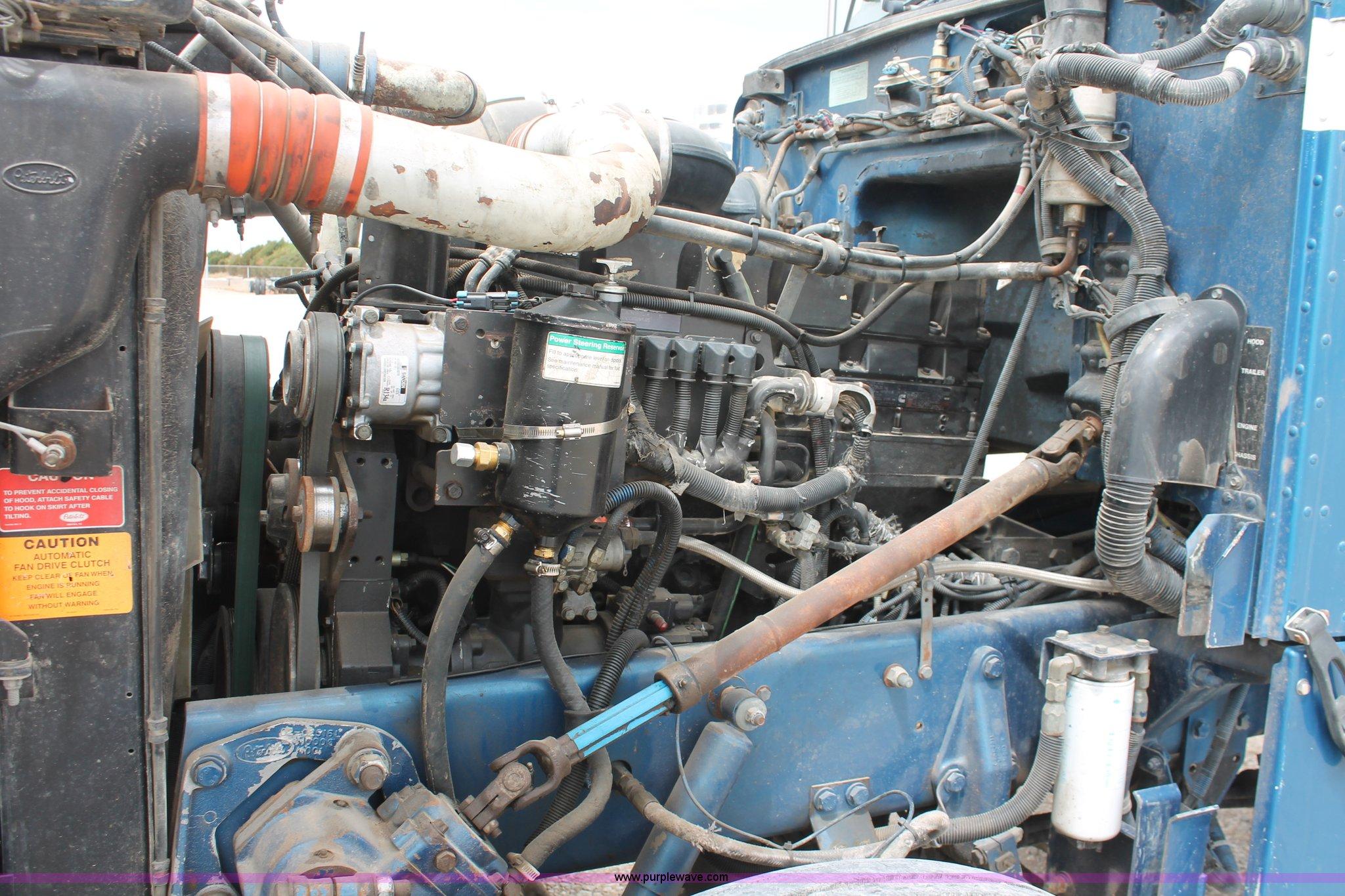 2000 Peterbilt 379 semi truck   Item H5683   SOLD! May 20 Tr