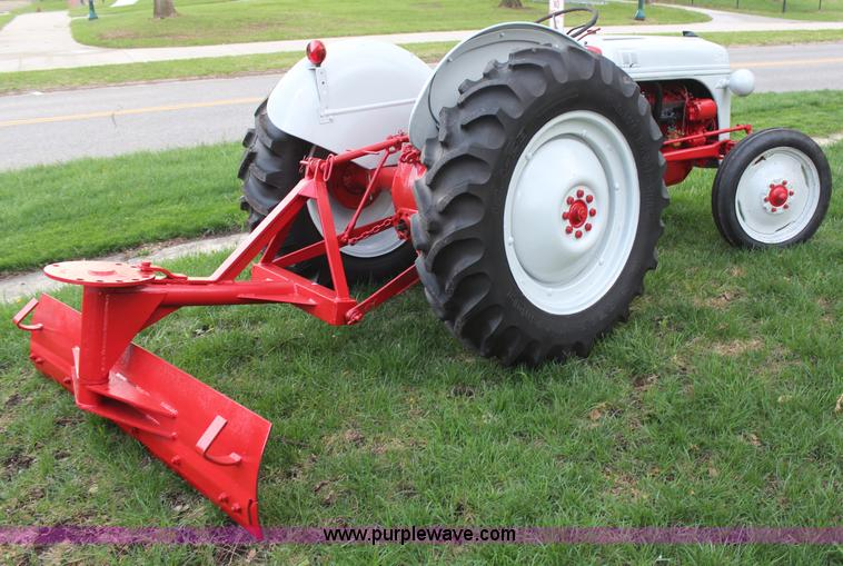 1948 ford 8n tractor item am9480 sold may 28 ag for 8n ford tractor motor for sale