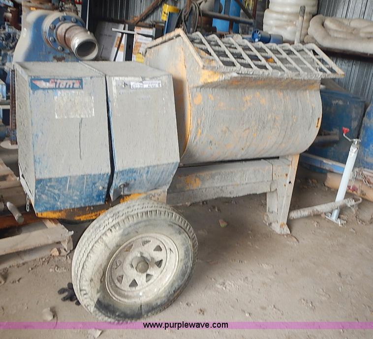 Mortar Mixer For Sale >> Stone 855pm Mortar Mixer Item Ac9107 Sold May 28 Vehicl