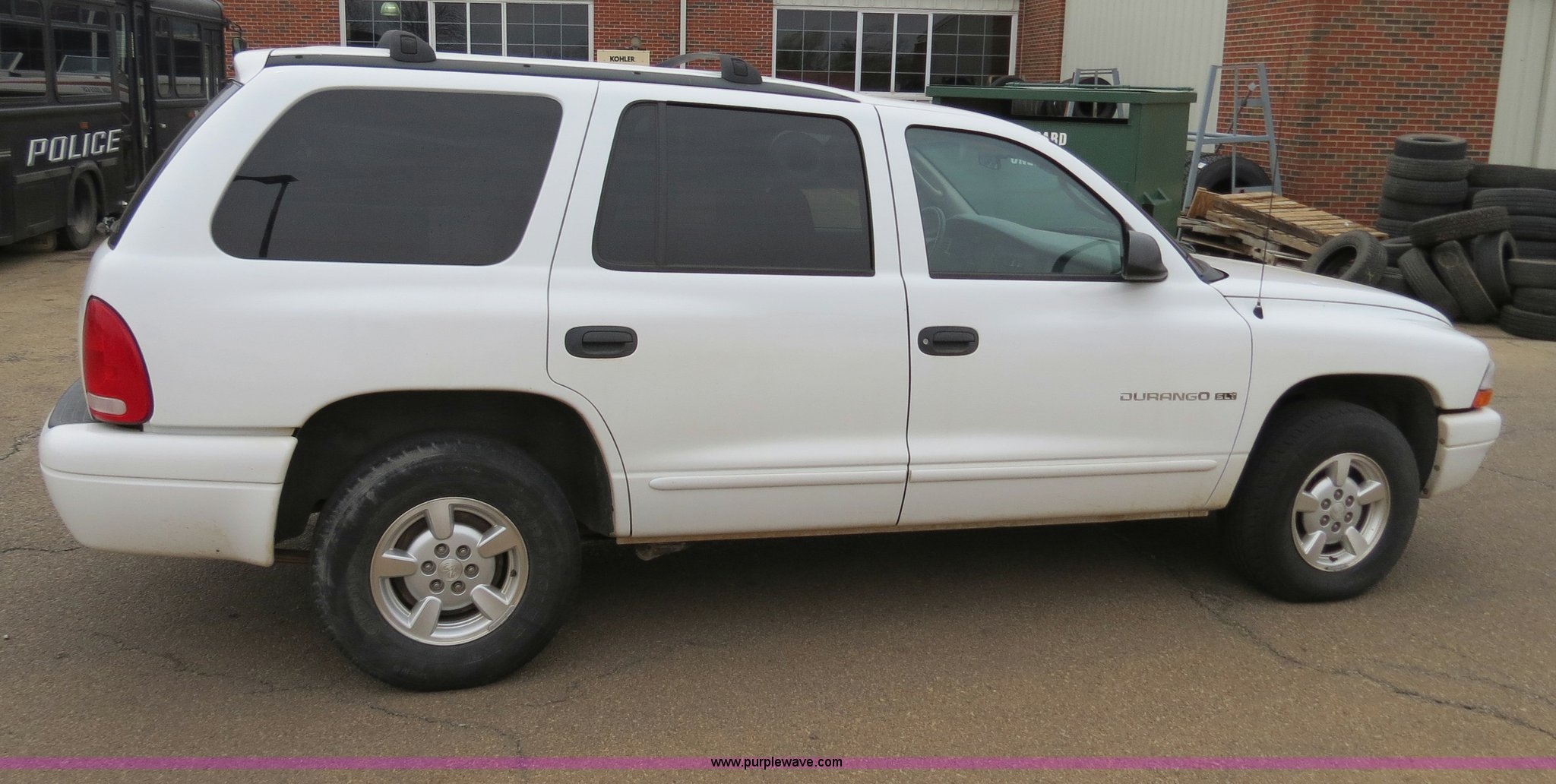 2001 dodge durango suv full size in new window