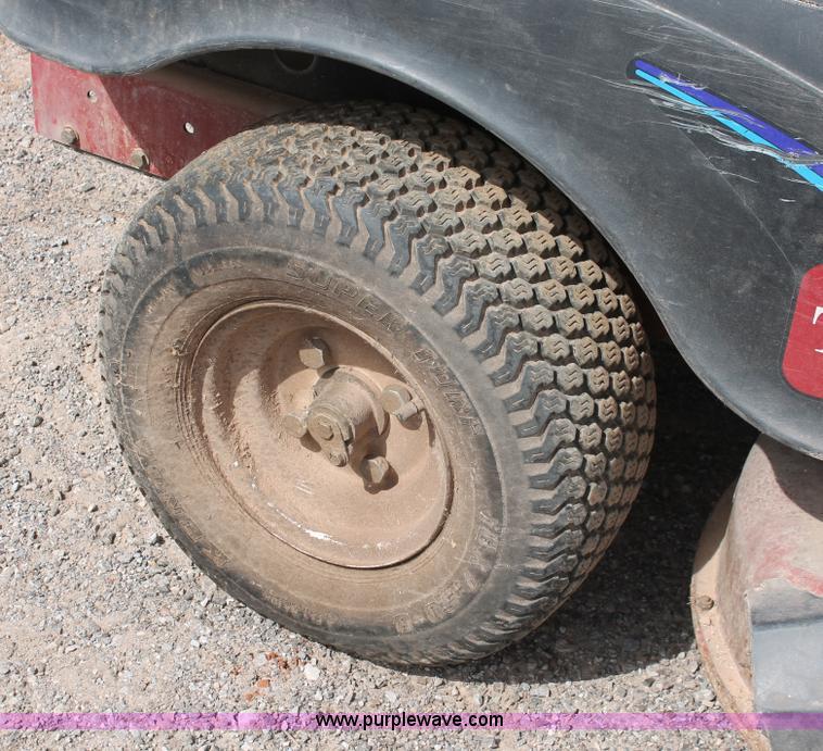 Toro Timecutter 1642Z ZTR lawn mower   Item H5653   SOLD! Ju