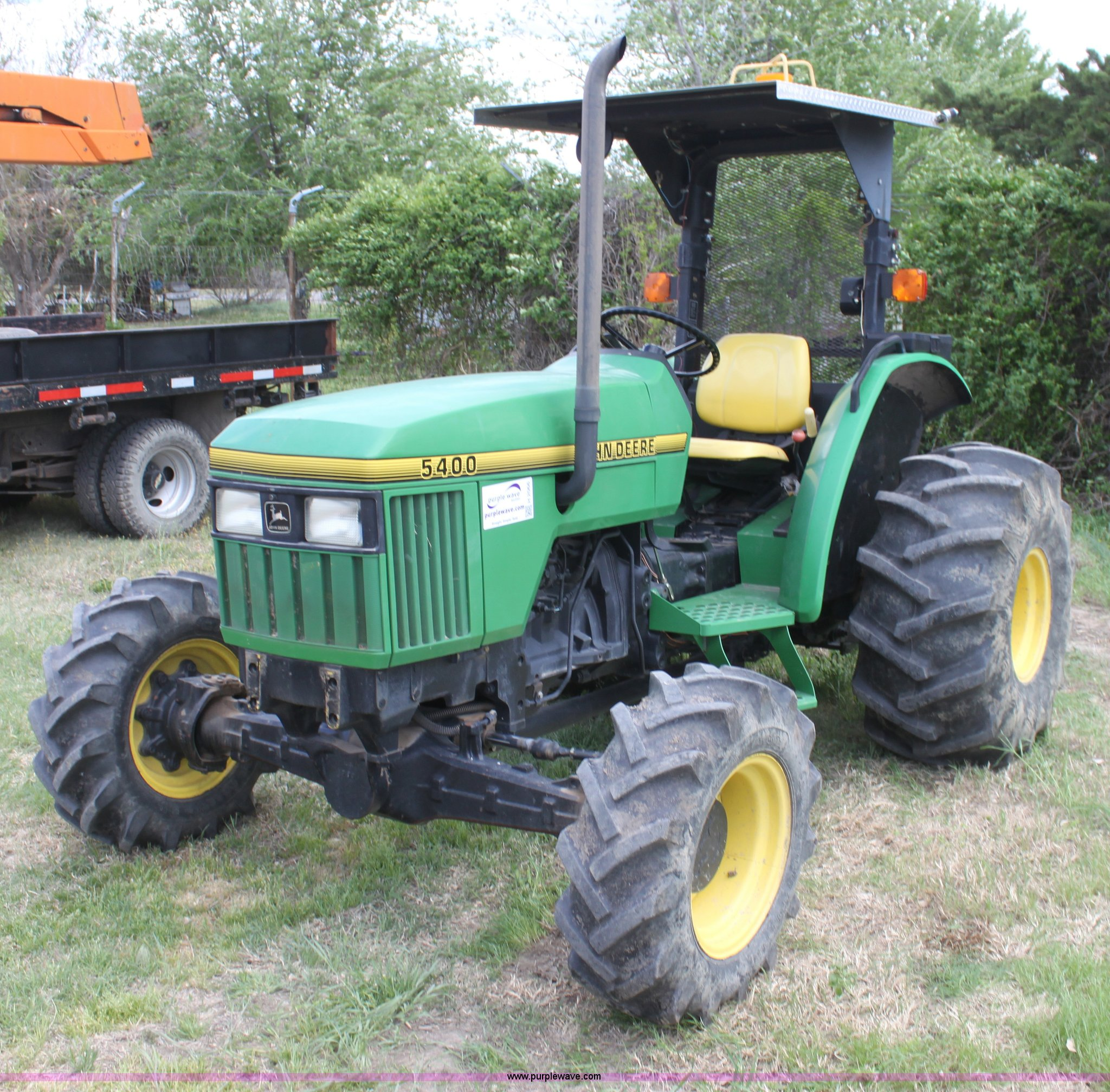 1995 John Deere 5400 Mfwd Tractor Item H2066 Sold June. H2066 For Item 1995 John Deere 5400 Mfwd Tractor. John Deere. John Deere 5400 Tractor Parts Diagram At Scoala.co
