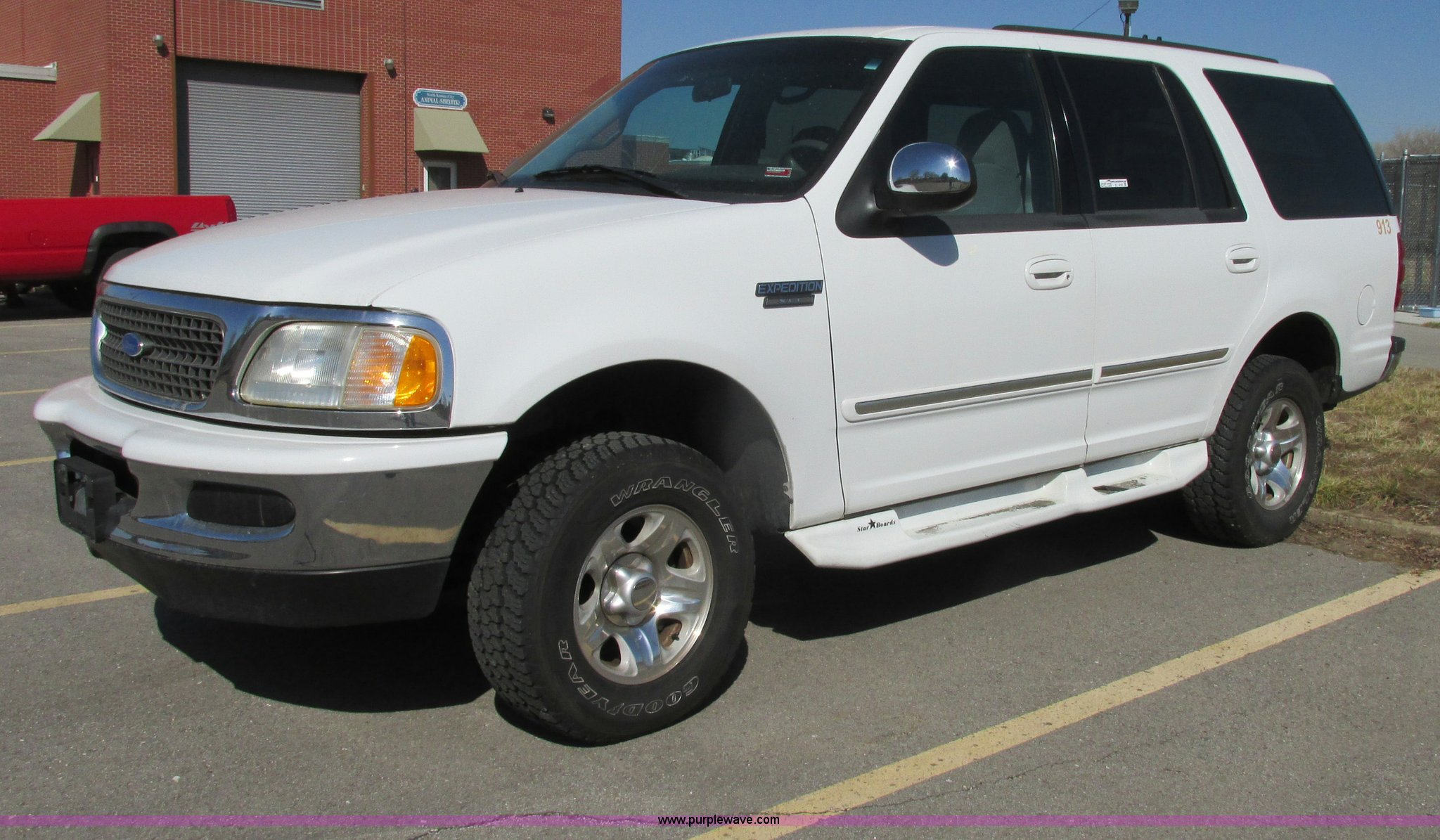 Z9197 image for item z9197 1997 ford expedition