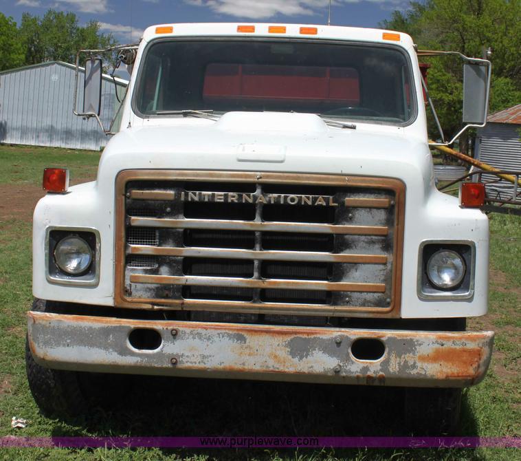1981 International S1700 grain truck Item I7430 – International S1700 Engine Diagram