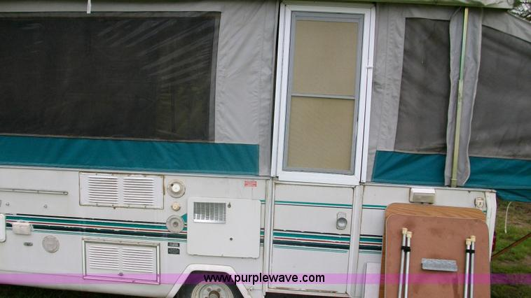 1996 Jayco 1207 Pop Up Camper Item D1010 Sold June 11 V