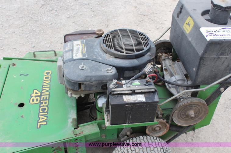 1997 John Deere Gs75 Walk Behind Self Propelled Lawn Mower
