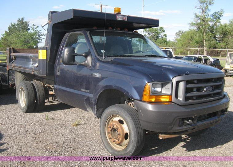 as9210 image for item as9210 ford f450 xl super duty dump bed truck - The Dump Mattress Sale