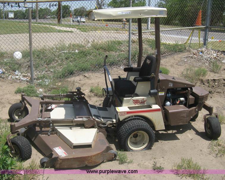 Grasshopper 721d Ztr Lawn Mower Item As9231 Sold June