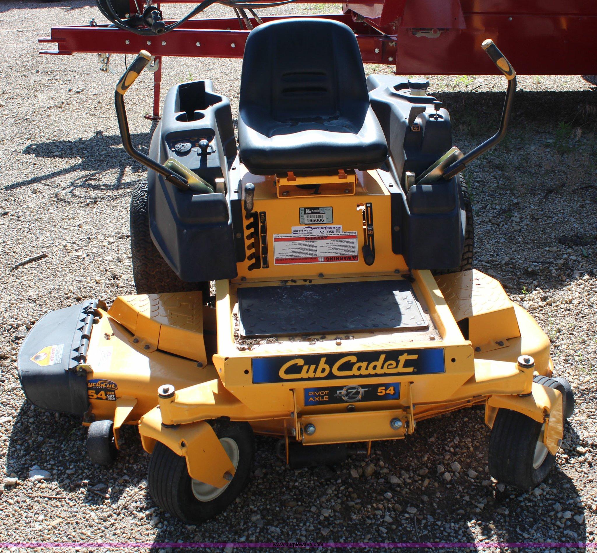 Cub Cadet Rzt 42 S Series Zero Turn Rider Rzt42 Schematics Lawn Mower Full Size In New Window