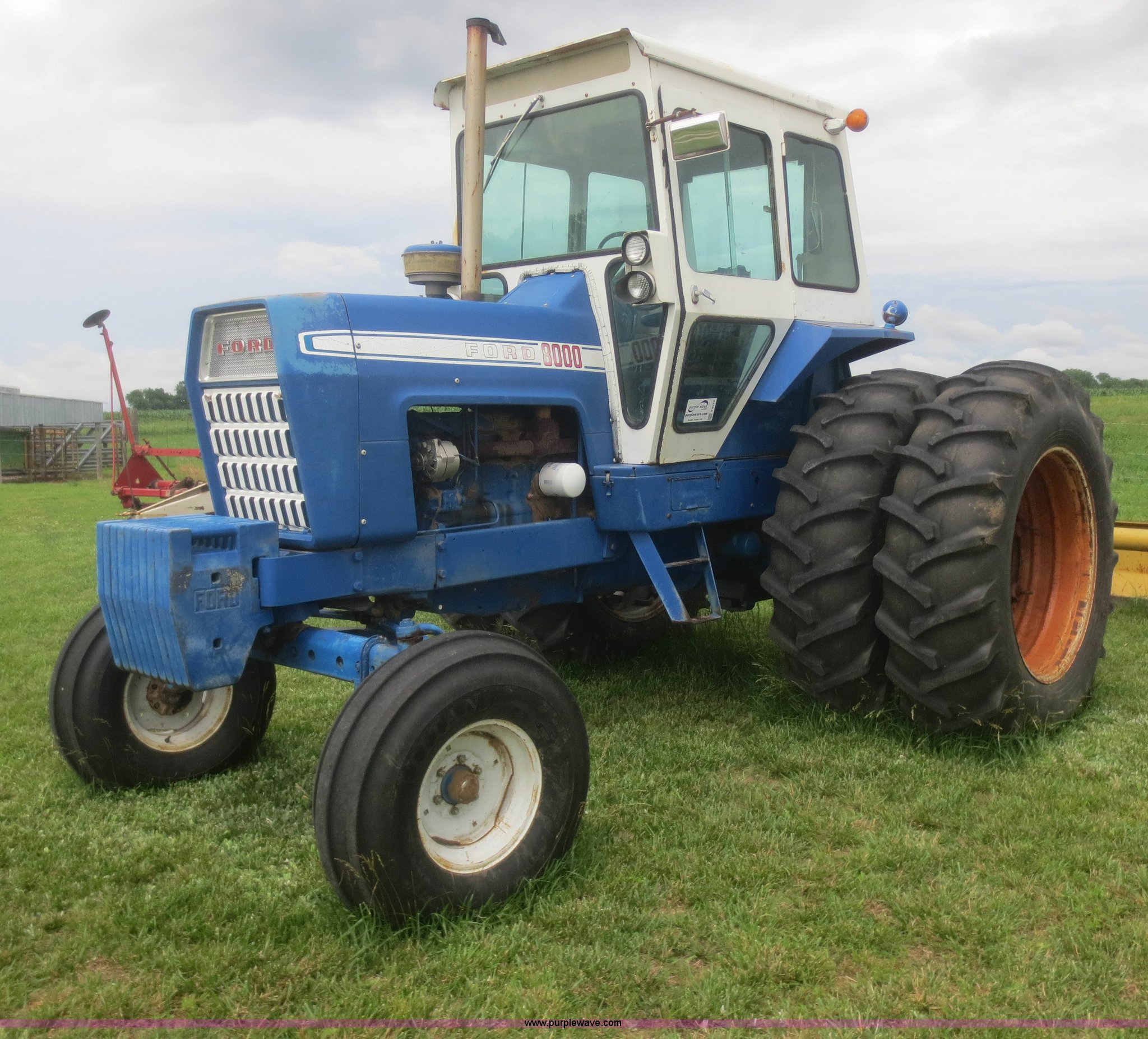 mast tractor youtube ford sale tractors by for watch
