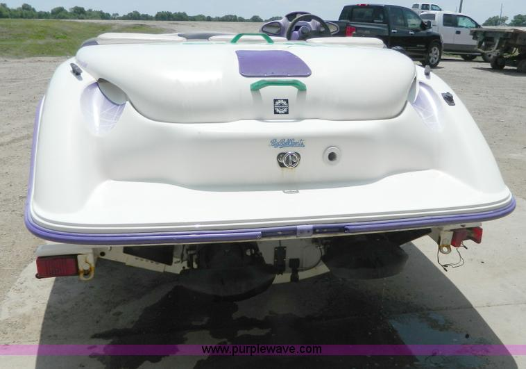1995 SeaDoo Speedster boat | Item AD9810 | SOLD! June 25 Veh