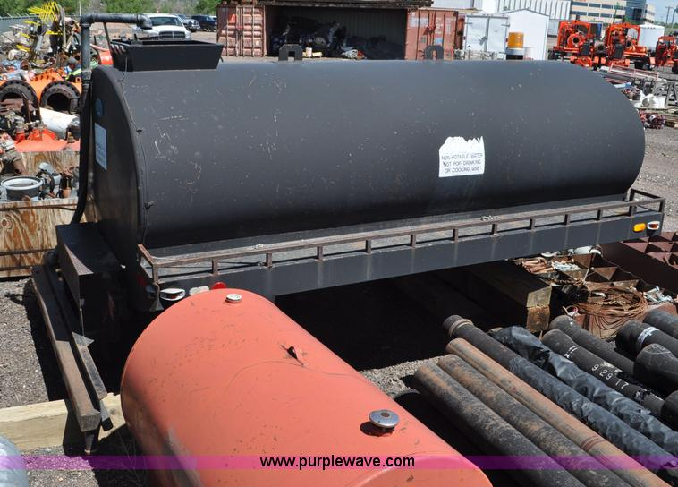 Smith 12' water tank truck bed | Item F2005 | SOLD! June 26