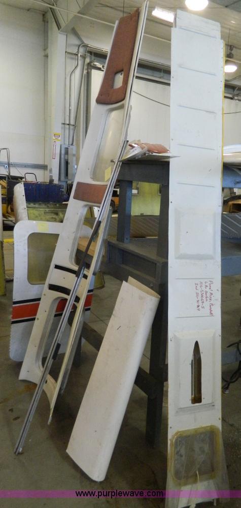 Various exterior and interior pieces for Beech Baron Aircraf