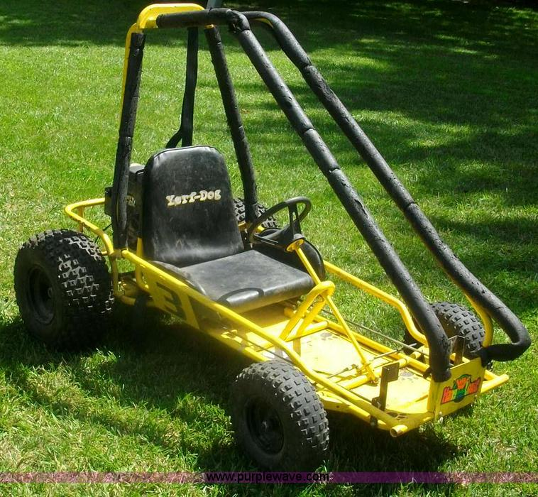 Yerf dog go-kart | Item D1045 | SOLD! July 9 Vehicles and Eq