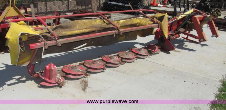 Lely Optimo 280 9 Disc Mower Item F7407 SOLD July 16