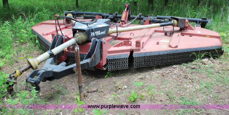 Bush hog 3615 parts Manual