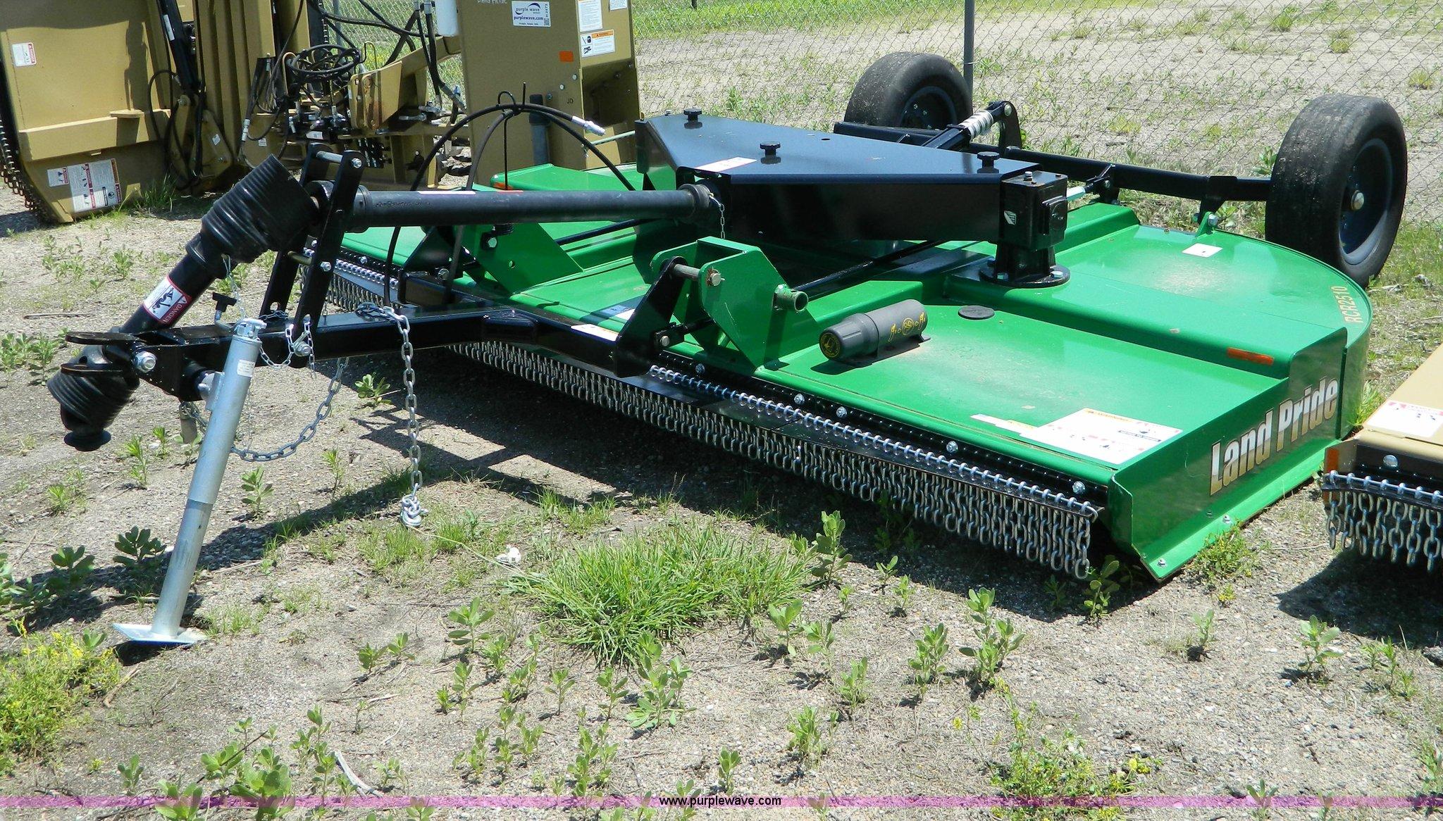 Land Pride RCR2510 rotary mower | Item AD9800 | SOLD! July 1