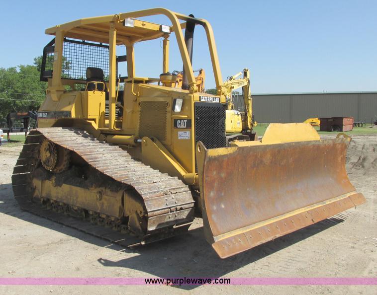 1996 Caterpillar D4H LGP dozer   Item I9607   SOLD! July 17