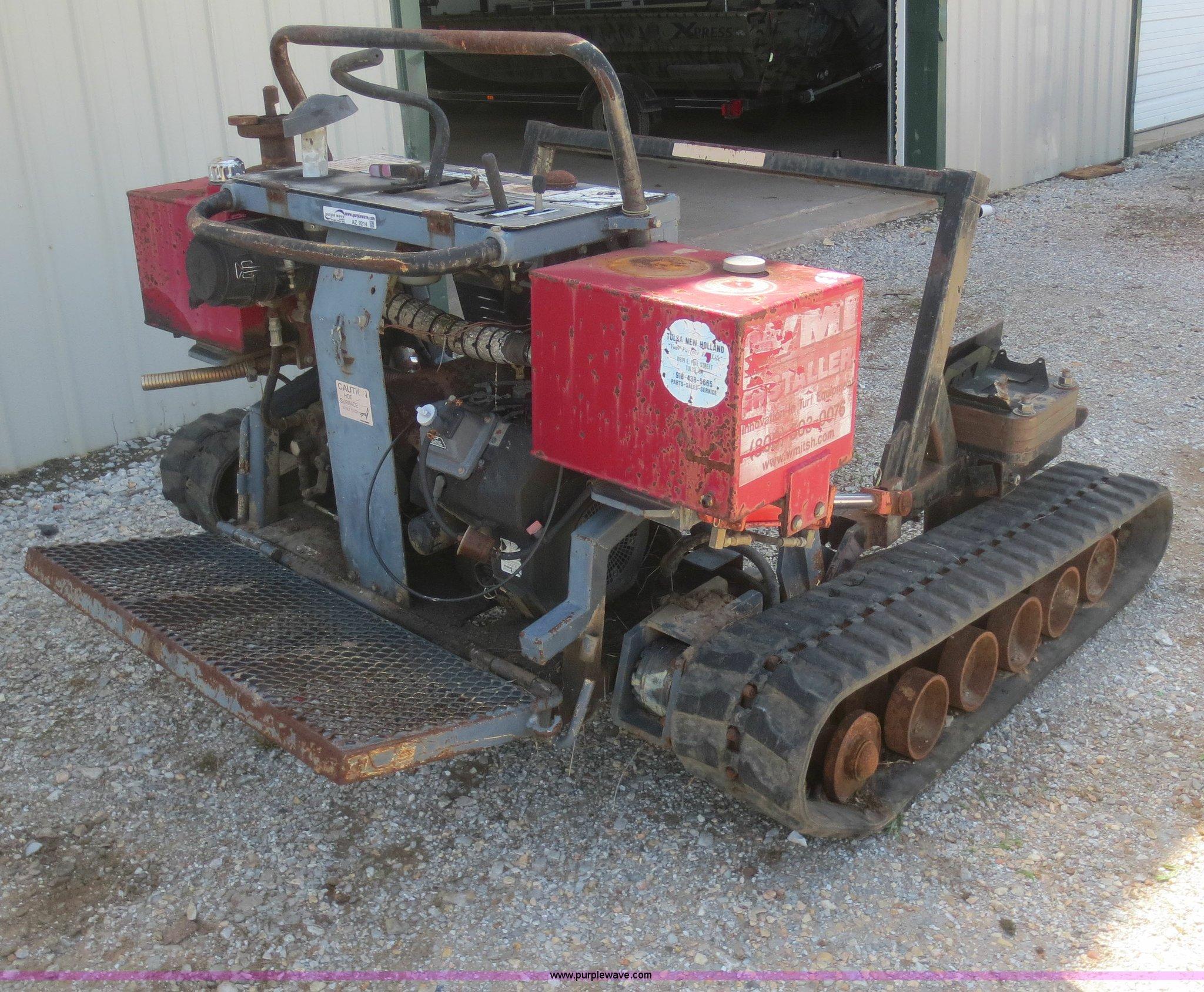 WMI 4222 sod installer | Item AZ9214 | SOLD! July 23 Vehicle