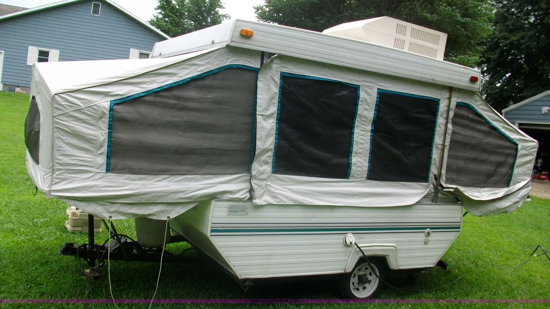 1995 palomino colt pop up camper item d1048 sold july 2 palomino colt pop up camper full size in new window sciox Gallery