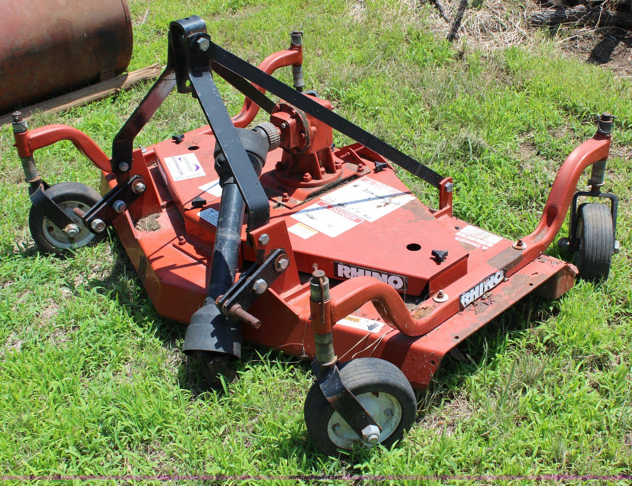 Rhino Fm60 Parts