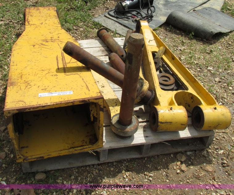 Excavator boom extension | Item AN9029 | SOLD! July 31 Const