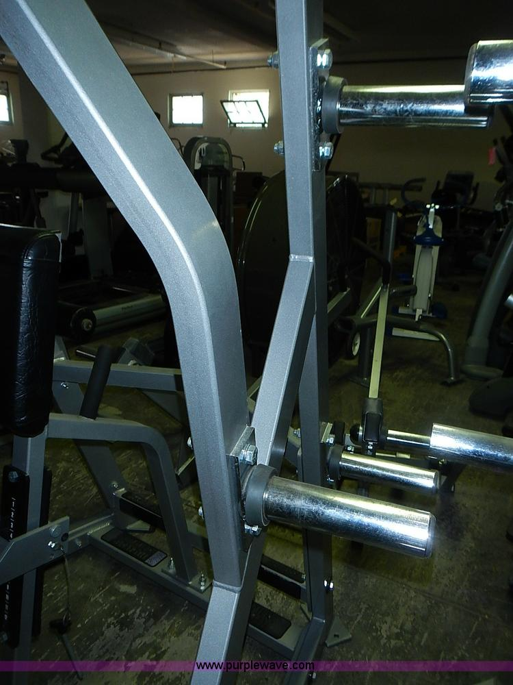 Hammer Strength ISO-Lateral high row unit | Item BB9821 | SO