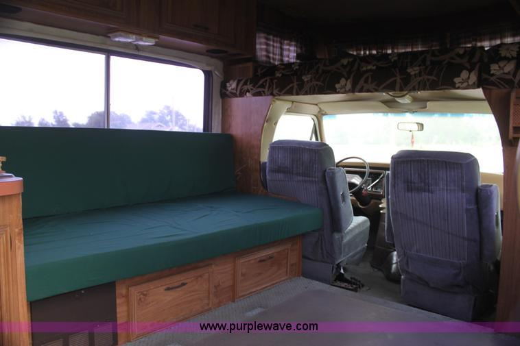1984 Ford Econoline E350 RV   Item I7308   SOLD! August 5 Go