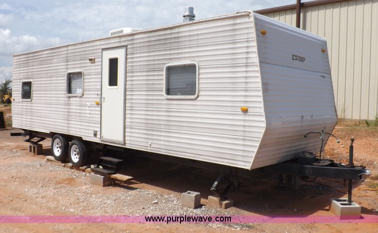 2006 Gulfstream Cavalier camper | Item H1789 | SOLD! August