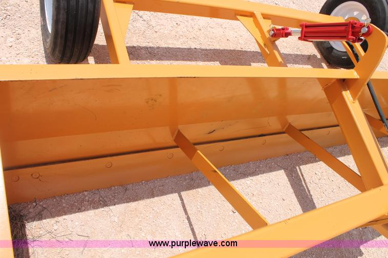 Farm King F10 Drag Box Scraper Item Ao9714 8 13 2014