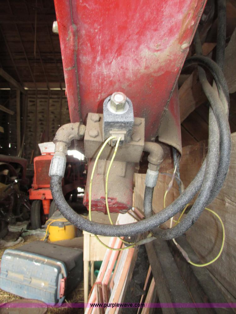 Used construction agricultural equip trucks trailers for Hydraulic auger motor for sale