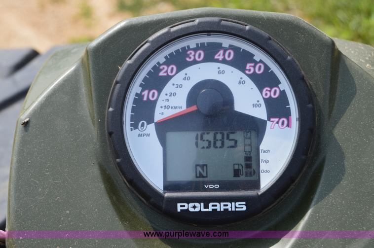 2013 Polaris Sportsman 800 ATV | Item H2920 | SOLD! August 1