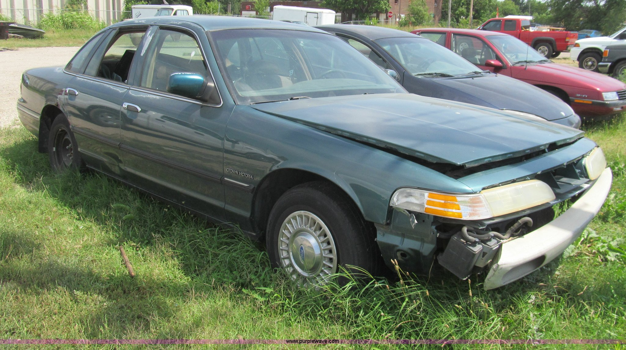 1995 Ford Crown Victoria Police Interceptor Item H8900 S Image For