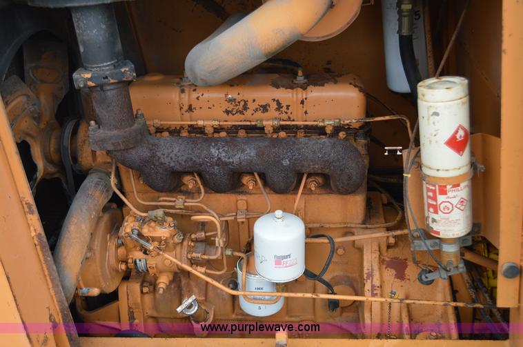 Case 584E Construction King Forklift Item H2850 SOLD Au