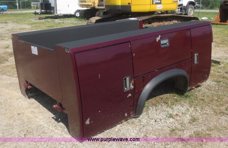 stahl service bed | item d2119 | sold! september 3 vehicles