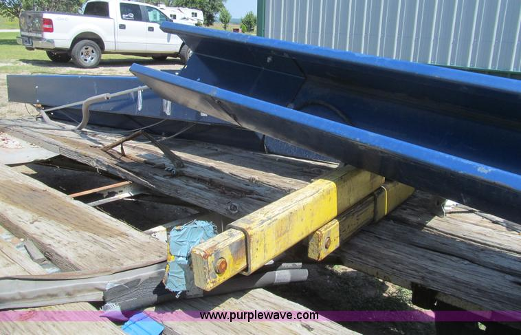 Challenger Two Post Car Lift Item H8864 Sold September