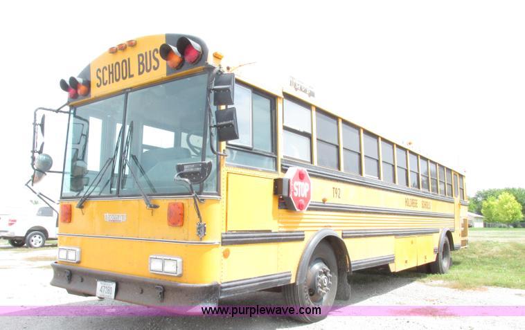 1999 thomas Built Bus manual
