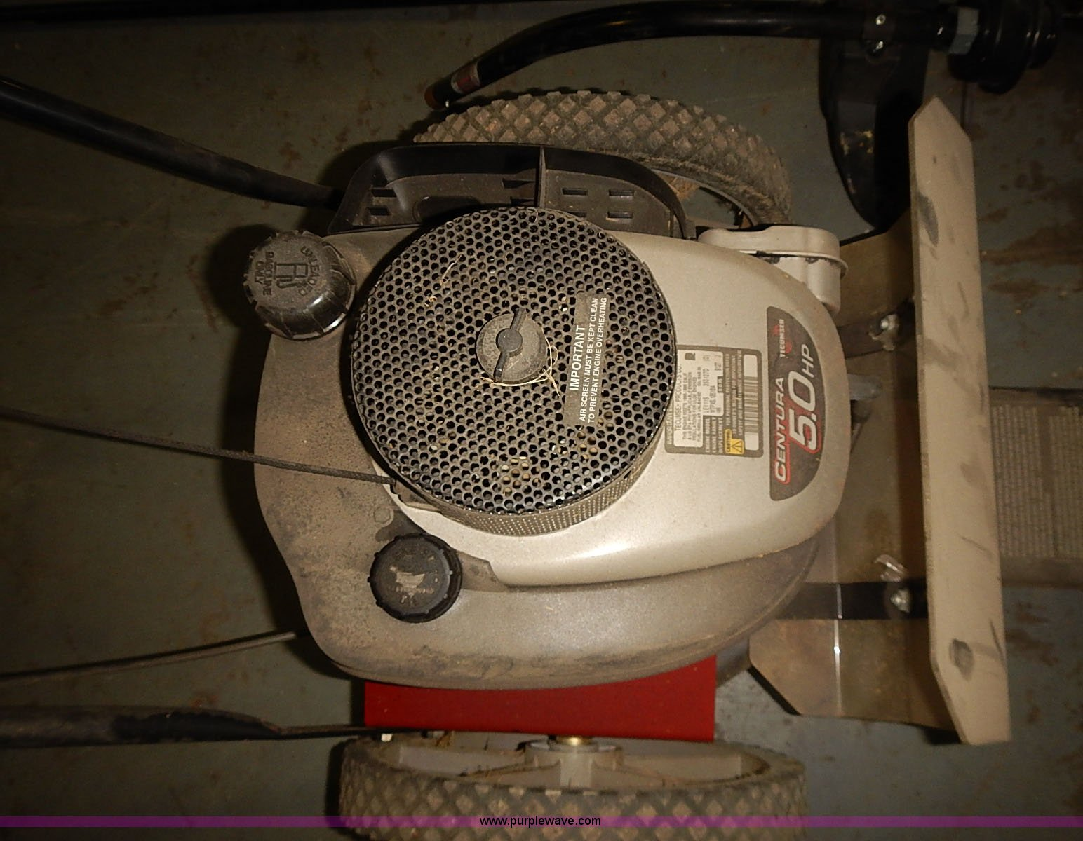 Assorted lawn and garden equipment | Item BA9645 | SOLD! Sep