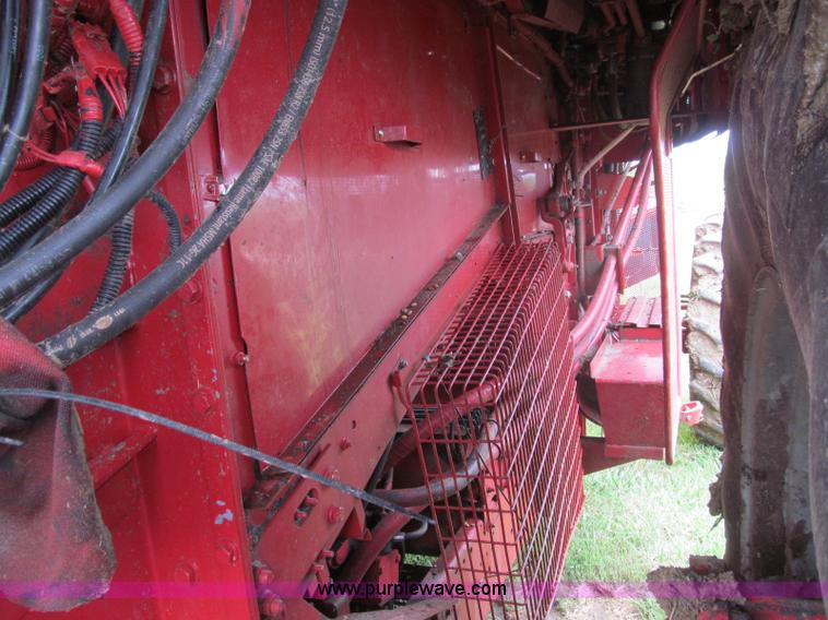 I8983ZM 2003 case ih 2388 rwa combine item i8983 sold! september wiring diagram 2388 combine at gsmx.co