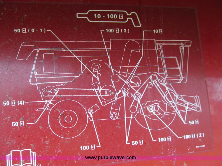 I8983ZZZH 2003 case ih 2388 rwa combine item i8983 sold! september wiring diagram 2388 combine at edmiracle.co
