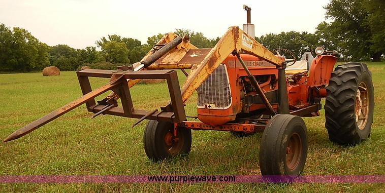 1966 Allis Chalmers D17 Series IV tractor   Item J2180   SOL