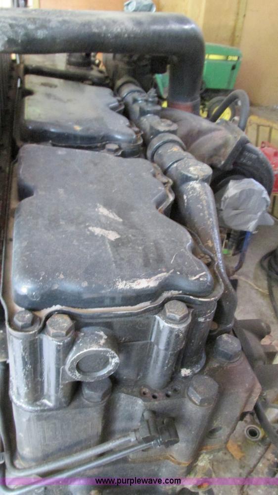Cummins 400 C I D  big cam six cylinder diesel engine   Item