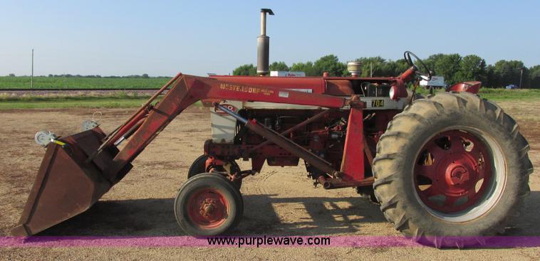Farmall 560 Rear Wheels : Mccormick farmall tractor item i sold