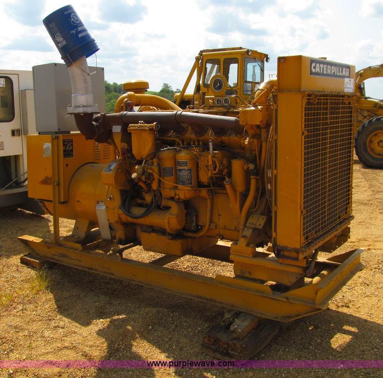 Caterpillar D343 Generator
