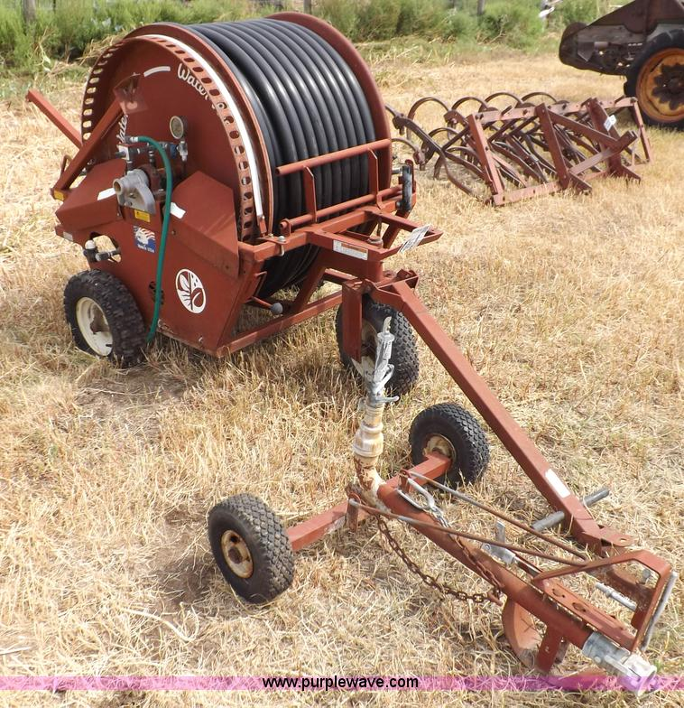Kifco B140 Traveling Water Reel Irrigation System Item
