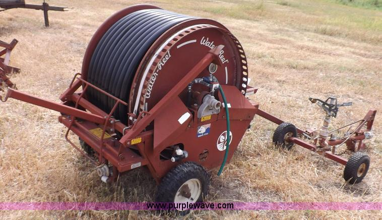Kifco B140 Traveling Water Reel Irrigation System Item