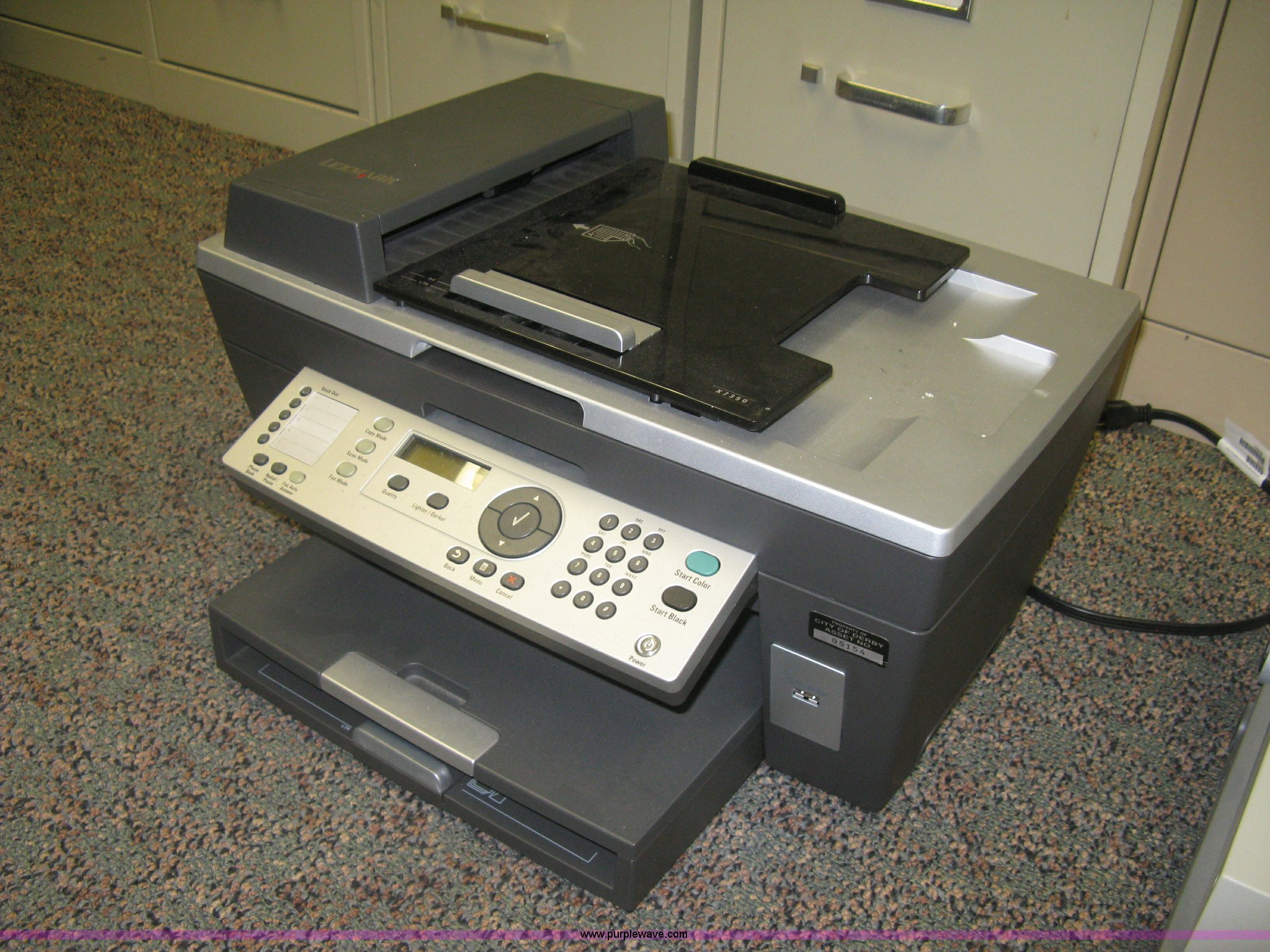 Assorted office equipment and electronics | Item BE9011 | SO