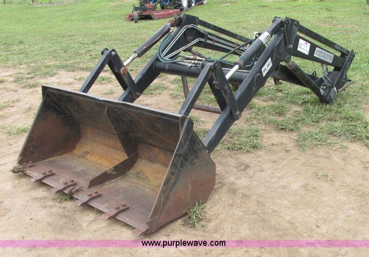 Tas Ml360 Tractor Loader Item J2431 10 8 2014