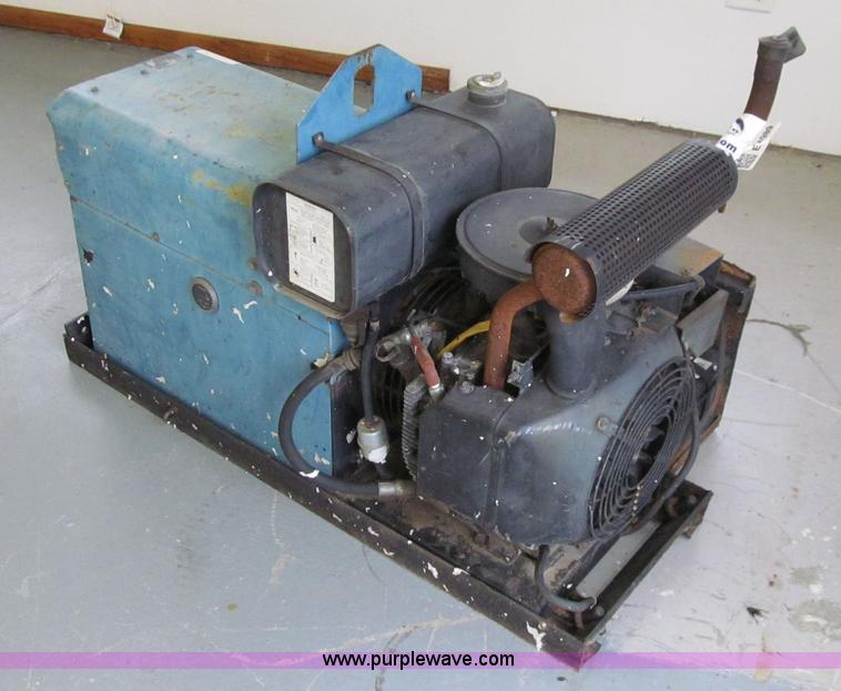 Miller Aead200le Weldergenerator Item E4989 Sold Octo